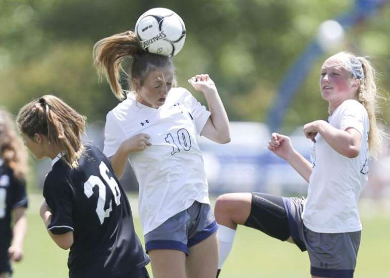 Iowa high school girls' state soccer 2019: Championship scores, highlights and more