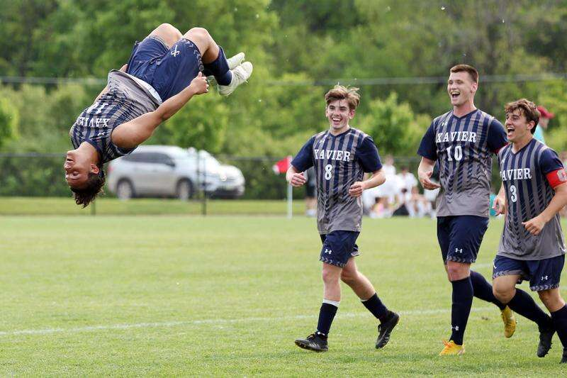 2 matches, 2 shutouts for Cedar Rapids Xavier at boys' state soccer