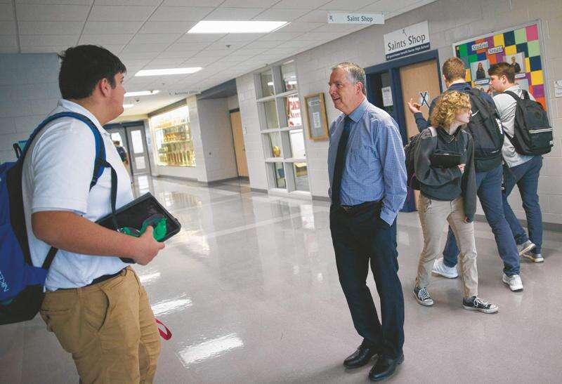 Xavier's Tom Keating named next director of IHSAA