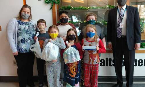 JCHC Community Team delivers hygiene products to local schools