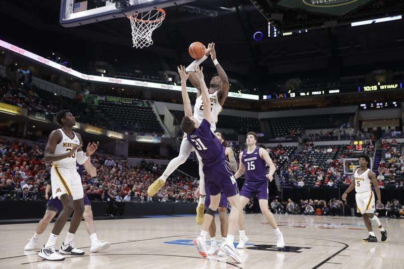 Coronavirus: Big Ten and Big 12 basketball tournaments to continue without fans