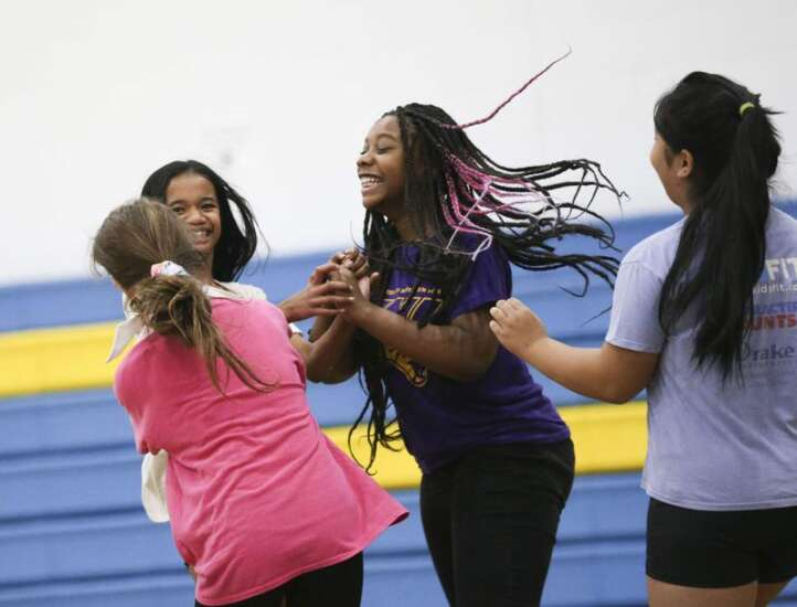 How Iowa schools are making after-school activities available to all, not just those who can afford it
