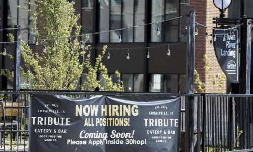 New unemployment claims in Iowa double in first week of…