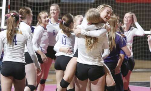 Nevada storms past West Liberty in quarterfinal round