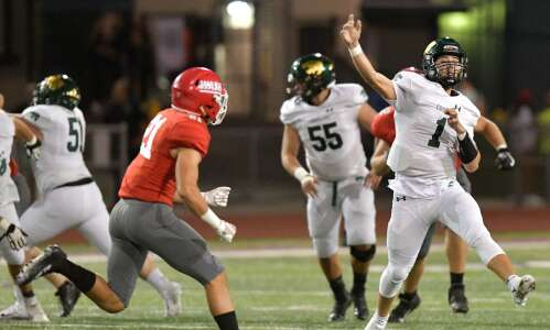 Iowa high school football: Gazette-area Week 5 games to watch