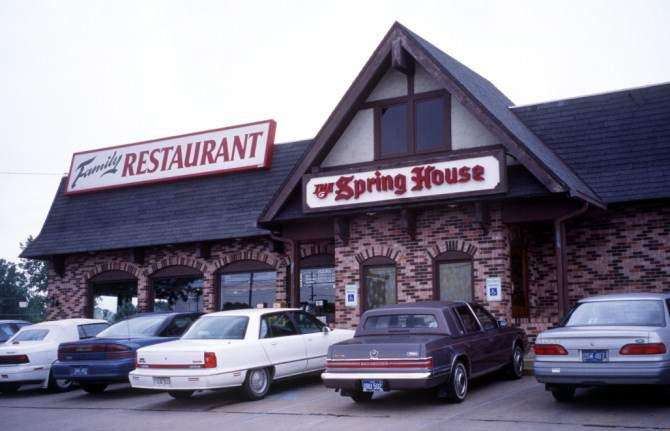 Cedar Rapids restaurants Spring House and Gatherings to close