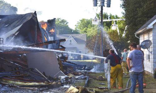 Fire destroys pipe organ making business in western Iowa