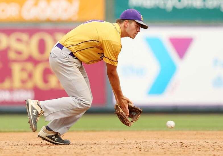 Iowa high school baseball notes: Seniors power Alburnett