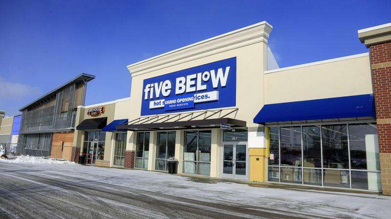 Rapidly growing discount chain Five Below coming to Iowa