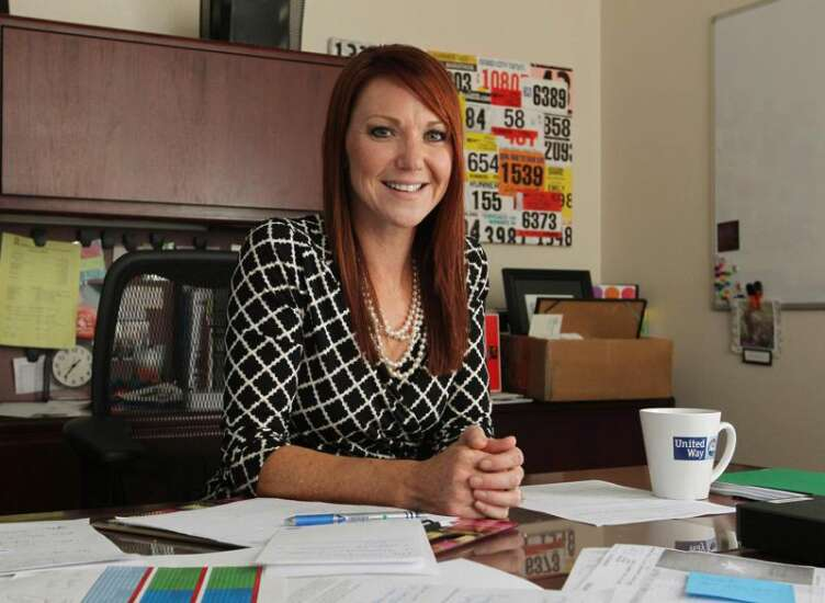 Profile: Emily Blomme, a champion for crisis work