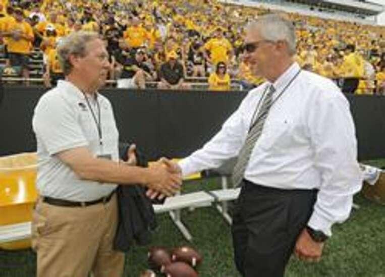 Did 3 Iowa Hawkeyes sports teams have to be cut?