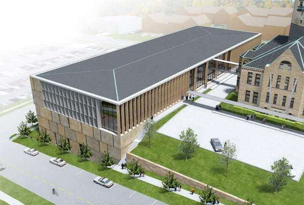Johnson County plans for May vote on smaller justice center project