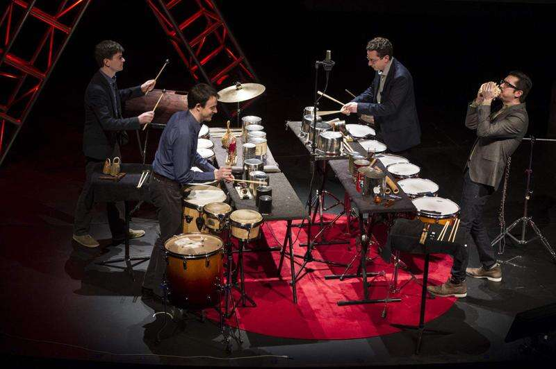 Chicago percussion group bringing sweet treats for Hancher's virtual Valentine's weekend