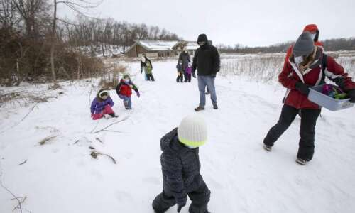New Cedar Rapids preschool is all about nature and being…