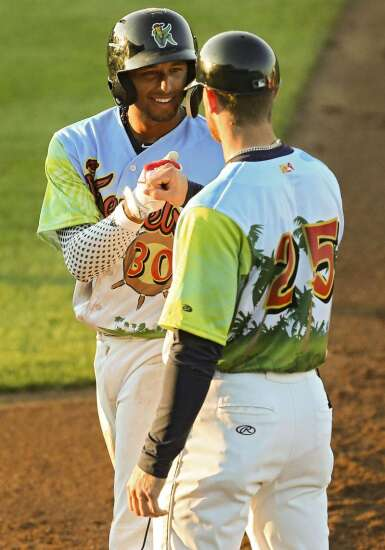 Rolls Royce: Top draft pick Royce Lewis promoted to Cedar Rapids Kernels, goes 4-for-5 in 1st game