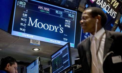 Cedar Rapids, Iowa City maintain high Moody's bond ratings