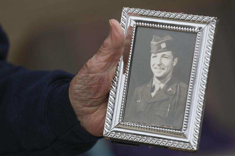 Recognition, decades deferred, finally comes for a World War II veteran