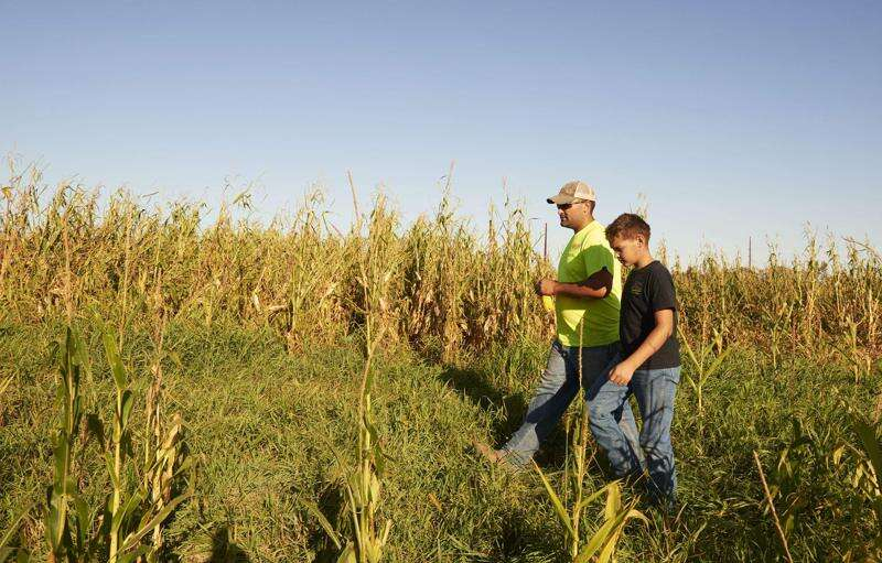 Drought and derecho deal dual blow to Iowa farmers