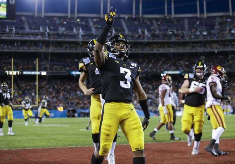 Iowa football players will have the option to kneel or stand for national anthem