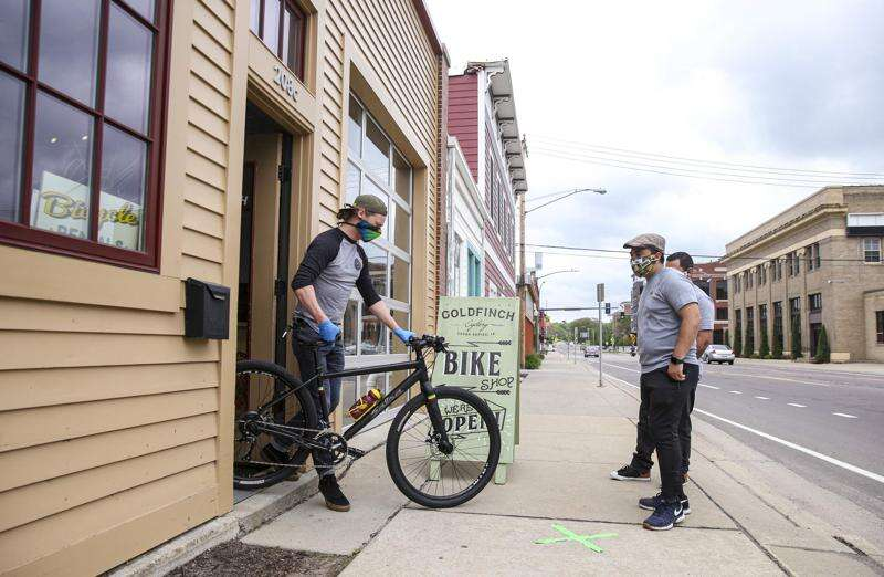 Corridor bike shops work to manage customer demand and industry backlog after unusually high demand
