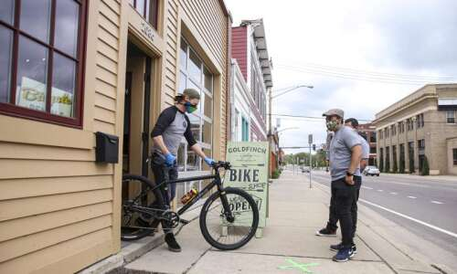 Corridor bike shops work to manage customer demand and industry…