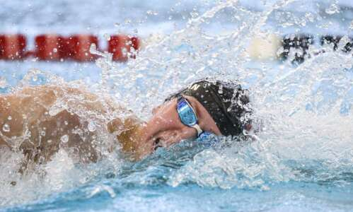 Photos: Iowa high school boys' state swimming 2021