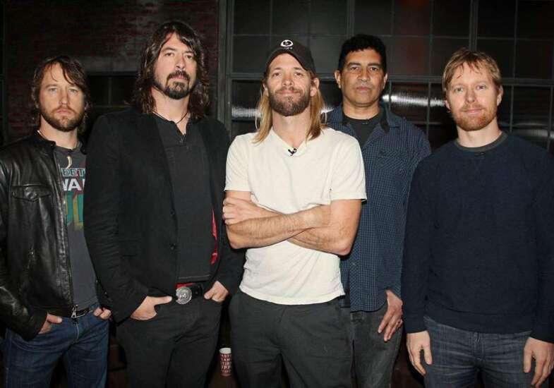 Fun Facts: Iowa-Purdue, Foo Fighters edition