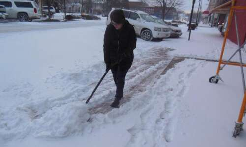 Fairfield residents urged to clear snow from sidewalks