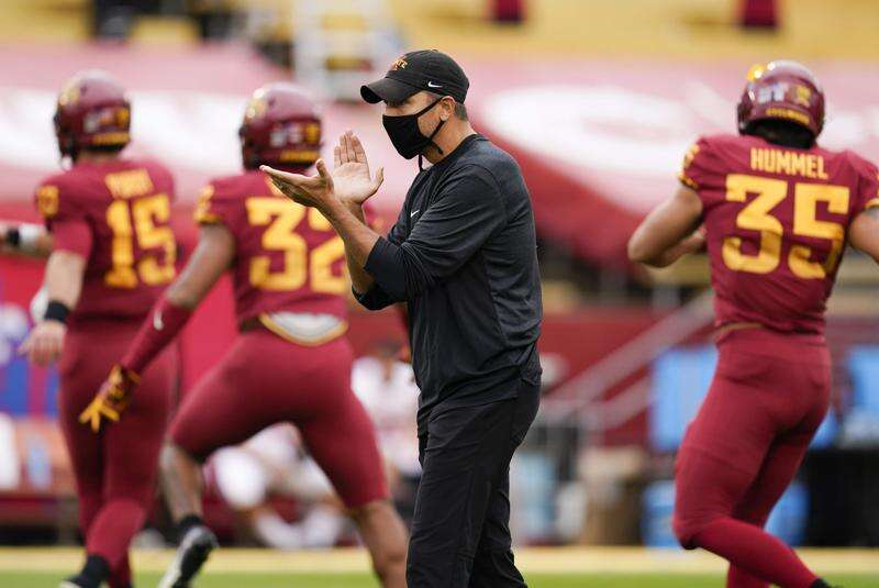 'No panic' for Iowa State football after season-opening loss to Louisiana