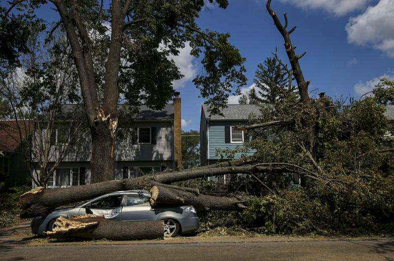 Iowans were devastated by the derecho: Here's how you can help