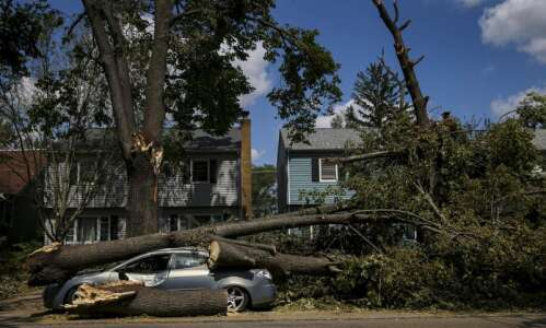 Iowans were devastated by the derecho: Here's how you can…