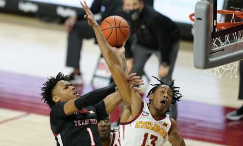 Steve Prohm 'embarrassed' by Iowa State's 91-64 loss to Texas…