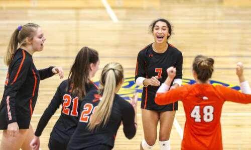 Iowa high school volleyball 2021 preseason rankings