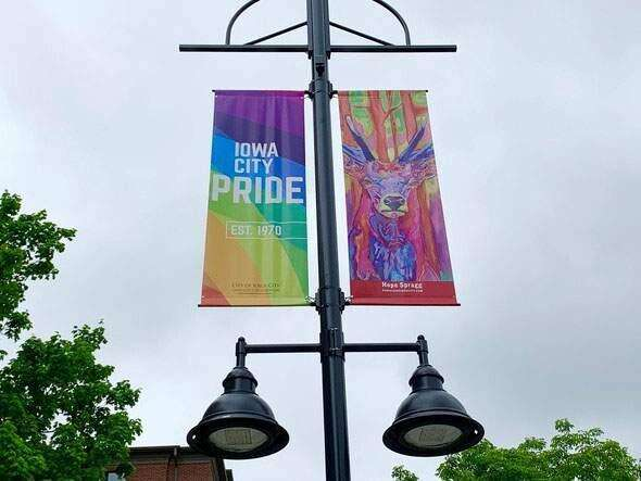 Plasticity in June: Superficial support for LGBTQ+ Iowans