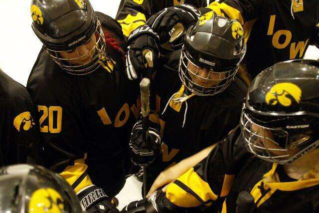 Some club sports get athletic trainers at the University of Iowa