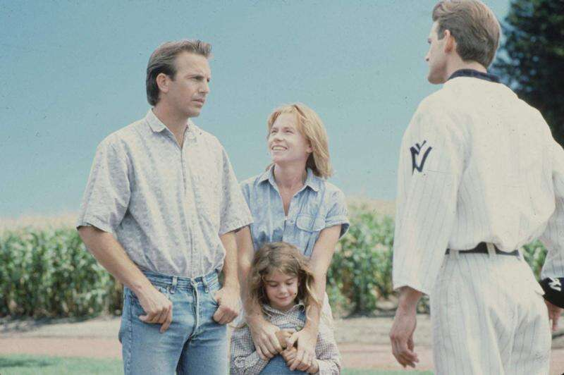 Is this heaven? Maybe, once MLB finishes Field of Dreams stadium in Dyersville