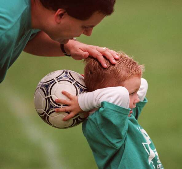 Coaches, parents play role in self-esteem