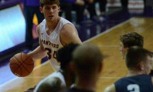 UNI men's basketball handles St. Ambrose with minds on absences
