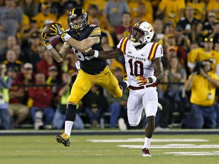 Iowa State overmatched in 42-3 loss at Iowa