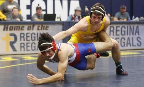 Regina's Big Schott: Senior Ryan Schott wins third tournament title