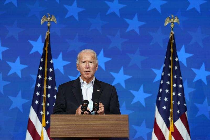 Biden overtakes Trump in Pennsylvania and Georgia, inching closer to win