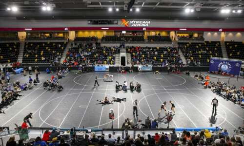 Division III wrestling championships set for Xtream Arena