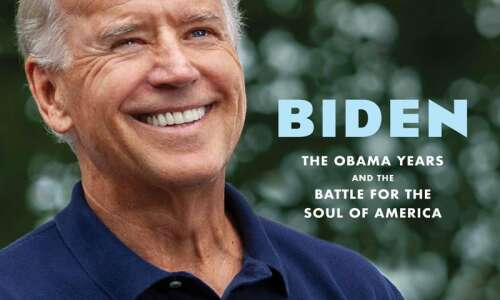 What a million photos can tell you about Joe Biden