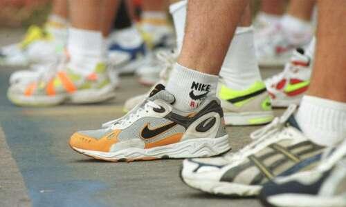 City High seniors form 'Running Club' for fun
