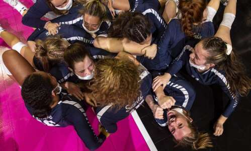 Xavier volleyball team has special bond