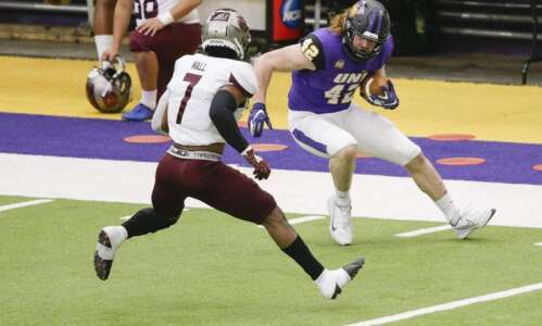 UNI football summer check-in: Tight ends provide versatility