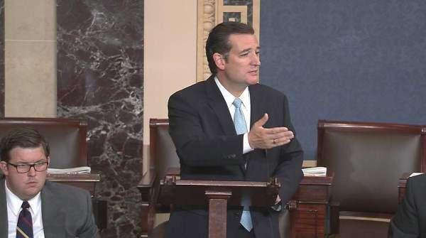 Harkin dismissive of Sen. Cruz's 'little tirade'