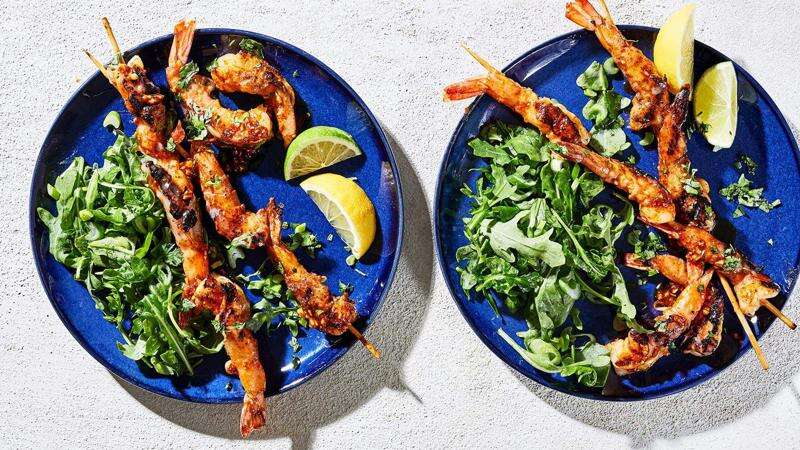 This simple hoisin grilled shrimp recipe comes with 5 handy tips
