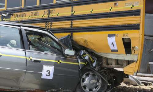 Here's why school buses are crashing at a Marion soccer…