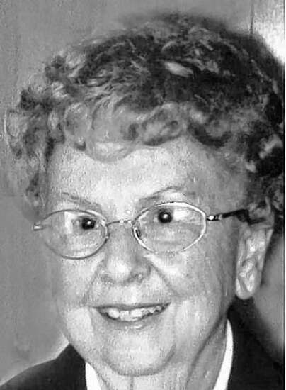 Mary 'Bernita' Wilson